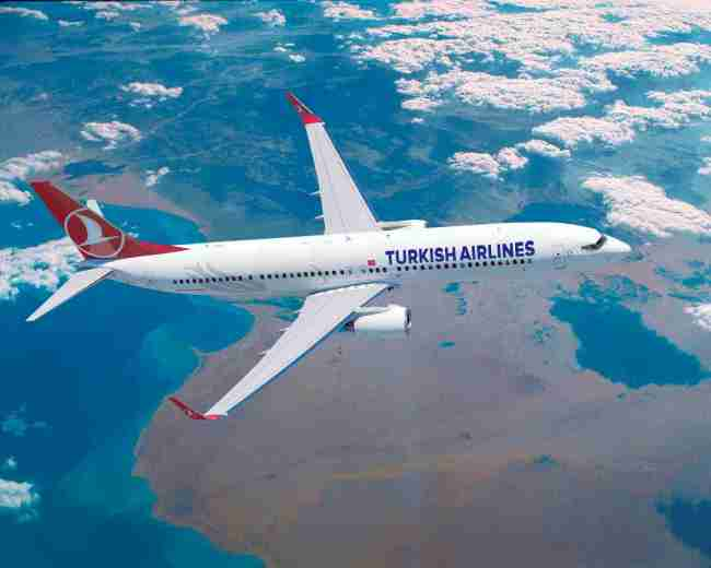 Turkish Airlines begins service to Aqaba Jordan